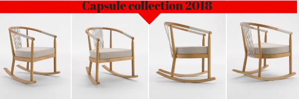 capsule collection 2018 salone del mobile