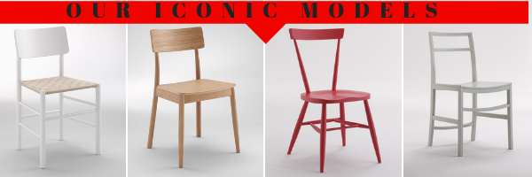 chairs models malina srl